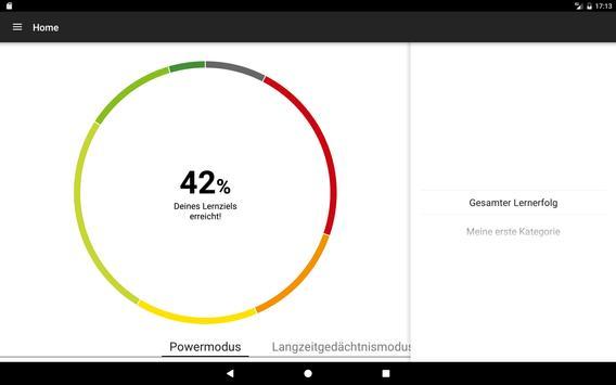 BRAINYOO: Karteikarten, Abfrage, und Lern App Screenshot 8