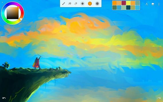 Infinite Painter स्क्रीनशॉट 4
