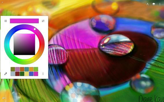 Infinite Painter capture d'écran 10