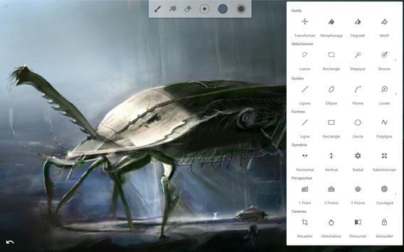 Infinite Painter capture d'écran 6