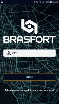 Brasfort Driver poster
