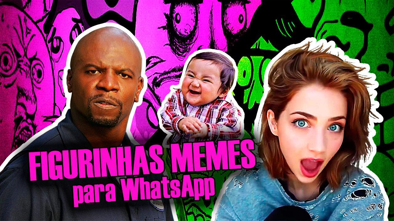 Figurinhas Memes Para Whatsapp Wastickerapps Para Android Apk Baixar