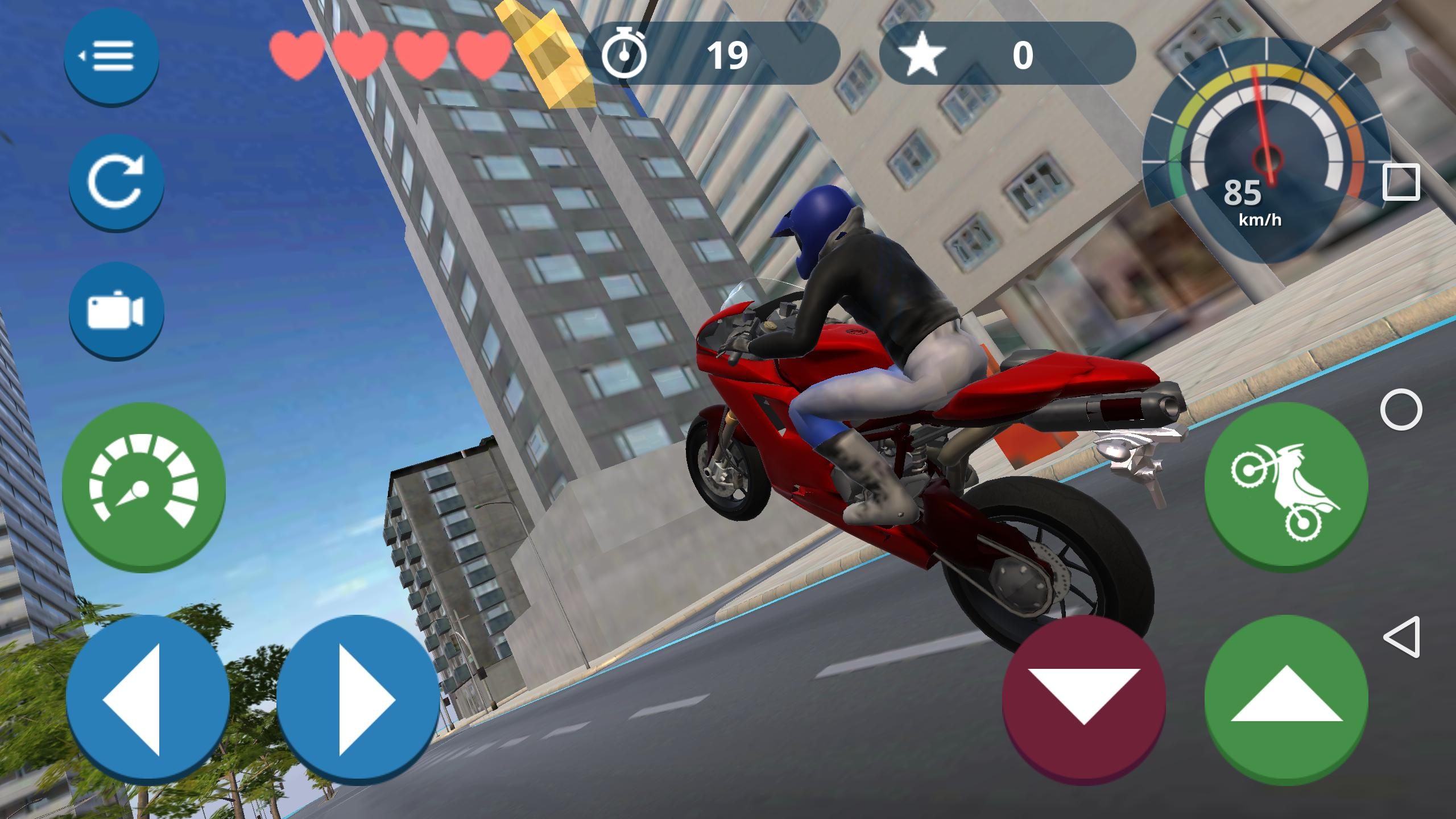 Moto Sd The Motorcycle Game For
