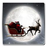 Santa 3D Live Wallpaper