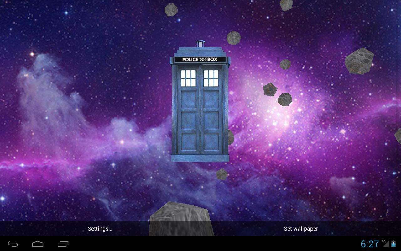 Tardis 3d Live Wallpaper For Android Apk Download