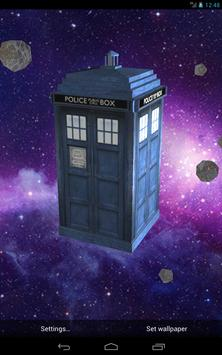 TARDIS 3D Live Wallpaper screenshot 7