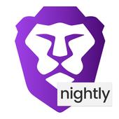 Brave Browser (Nightly) ikona