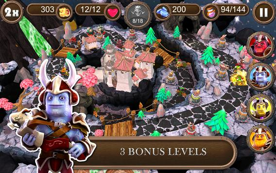 Brave Guardians تصوير الشاشة 5