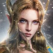 Brave Blades: Discord War 3D Action Fantasy MMORPG ícone