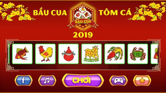 Bau Cua Tom Ca 2019 poster