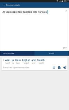 French English Dictionary & Translator Free screenshot 6