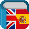 Spanish English Dictionary & Translator Free 圖標