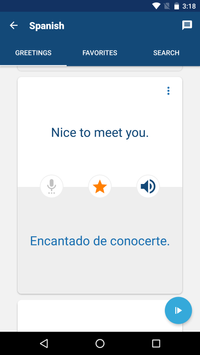 Learn Spanish Phrases | Spanish Translator screenshot 2