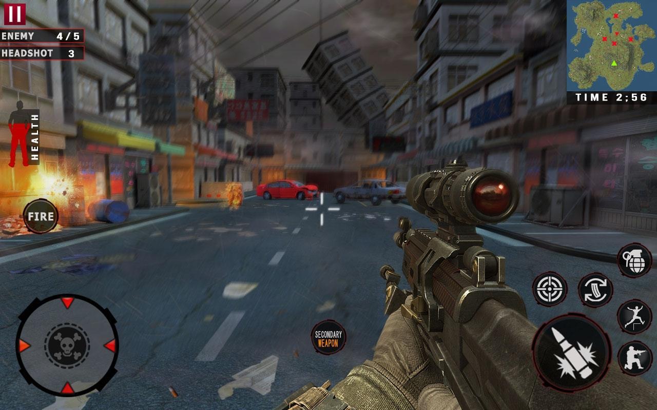 Zombie Target Dead Trigger For Android Apk Download