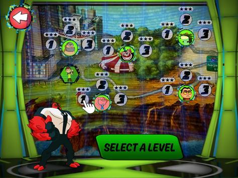 Ben 10 Challenge screenshot 2