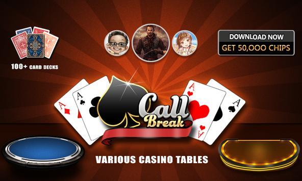 Call Break screenshot 8
