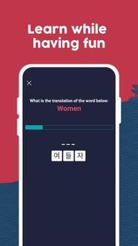 Learn Korean screenshot 3