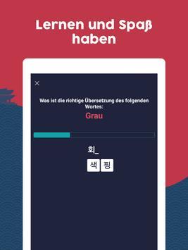 Koreanisch lernen Screenshot 9