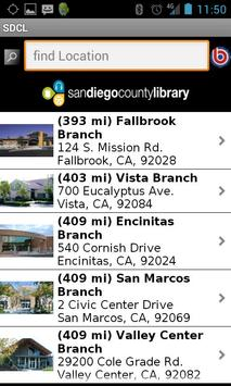 San Diego County Library screenshot 3