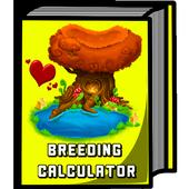 Breeding Calculator for Dragon City icon