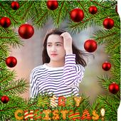 Merry Chrismas Photo Frame icon