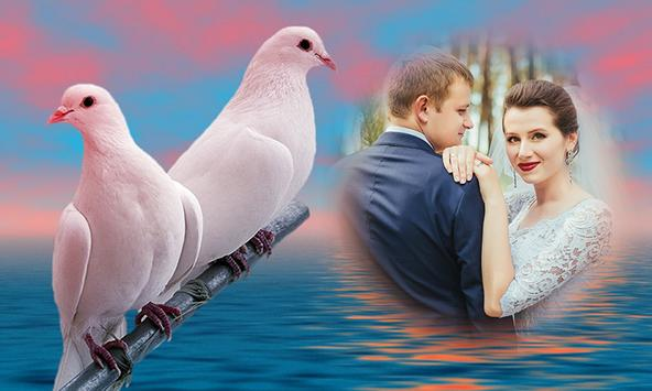 Love Bird Photo Frames screenshot 4