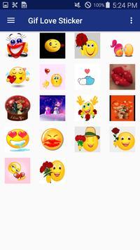 Gif Love Sticker 海报