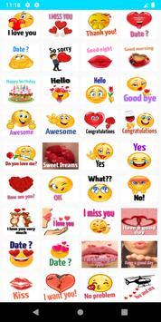 ILove Stickers - Free poster
