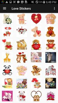 ILove Stickers - Free screenshot 5