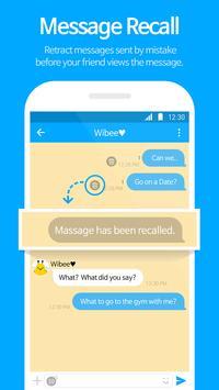 WiBee Talk ảnh chụp màn hình 3