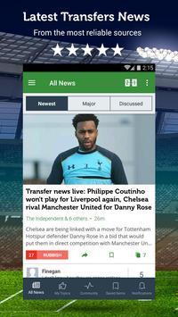 Football Transfers poster