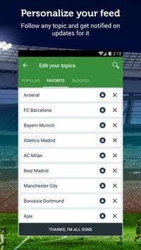 Football Transfers screenshot 1
