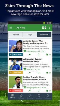 Football Transfers screenshot 2