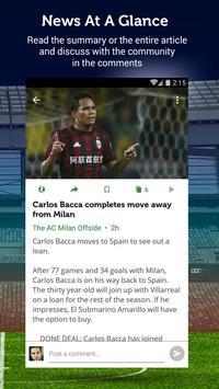 Football Transfers screenshot 3