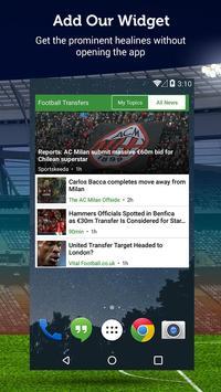 Football Transfers screenshot 4