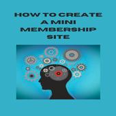 How to Create a Mini Membership Site icon