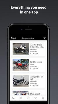 Quick Deal screenshot 1