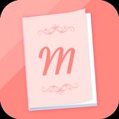 マリーと結婚式マナーブック【挙式・披露宴に関する結婚式マナーの情報アプリ】 icon