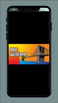 BRIDGE ANALYSIS STRUCTURE screenshot 3