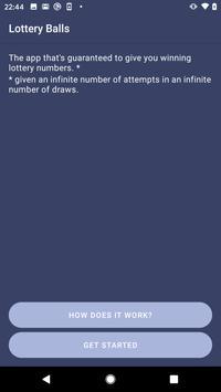 Lottery Balls screenshot 3