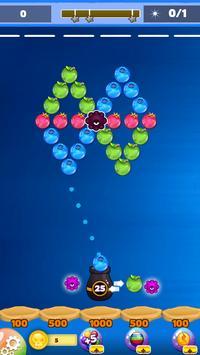 Bubble Guppies - Fruit Bubble Shooter screenshot 4