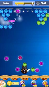 Bubble Guppies - Fruit Bubble Shooter screenshot 5