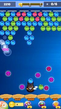 Bubble Guppies - Fruit Bubble Shooter screenshot 11