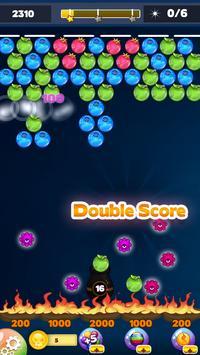 Bubble Guppies - Fruit Bubble Shooter screenshot 3