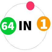 64 in 1 Game icon