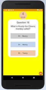 Simpsons Quiz screenshot 4
