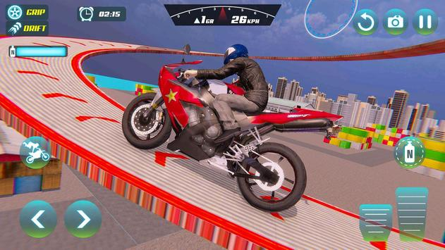 City Bike Driving Simulator-Real Motorcycle Driver screenshot 16