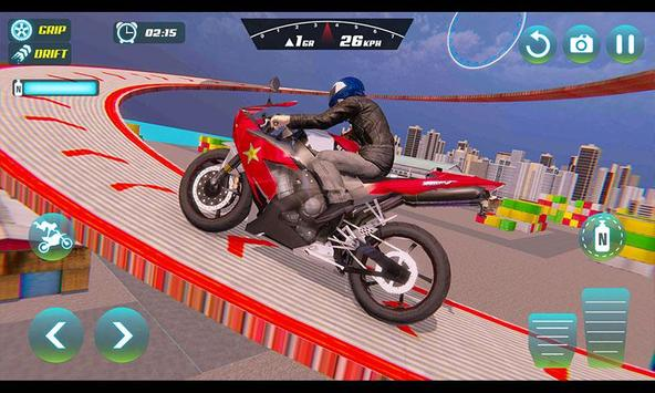 City Bike Driving Simulator-Real Motorcycle Driver poster