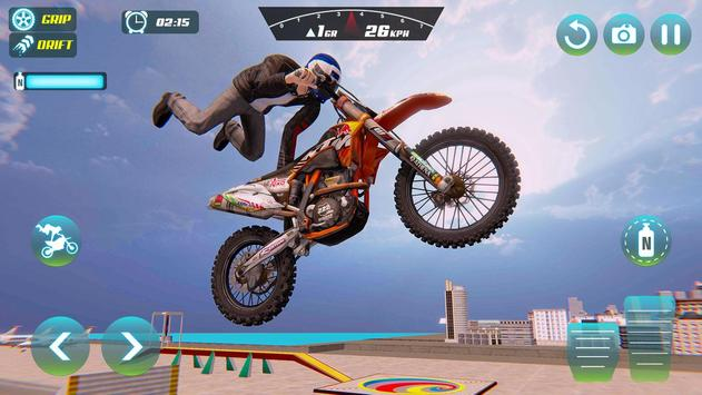 City Bike Driving Simulator-Real Motorcycle Driver screenshot 21
