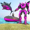 잠수함 로봇 변환: 상어 공격 아이콘